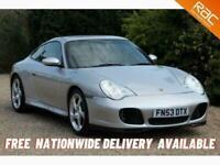 2004 Porsche 911 4S 2dr Tiptronic S COUPE Petrol Automatic