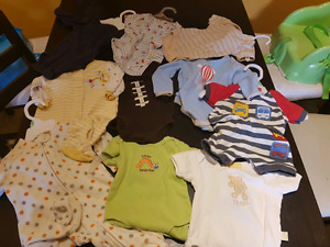 Boys lot nb-3 months 22 items