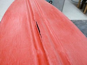 Plastic Canoe and Kayak Repair