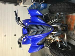 2004 Yamaha  yfm350x