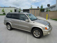 2005 Suzuki XL-7, 4x4, 7 pass, Leather,roof, up to 3 years warr.