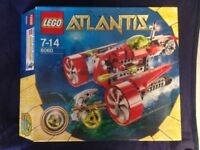 Lego Atlantis 8060
