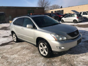 2005 Lexus RX SUV, NO ACCIDENT,NAV  Backup-cam