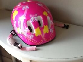 Girls bicycle helmet