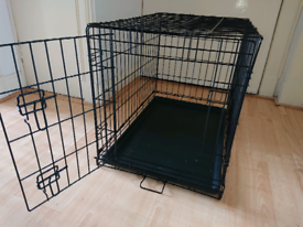 Small size single door dog crate