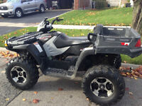 2007 Polaris Sportsman X2 800