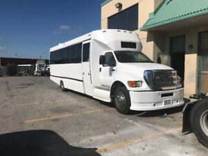 2008 Ford F-650 Limo Party Bus For Sale