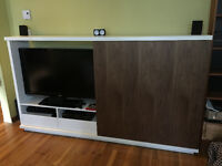 meuble de télé - Entertainment Unit