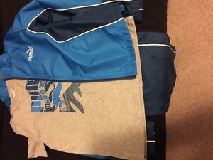 Puma track suit worn once!