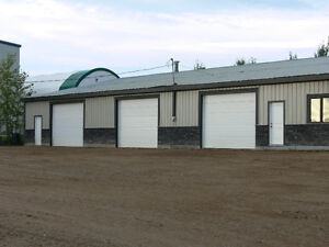 Fort Nelson: Light Industrial Shop / Heavy Industrial Warehouse
