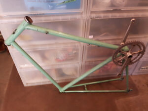 "Large 24"" Bianchi Frame (made in Italy)"