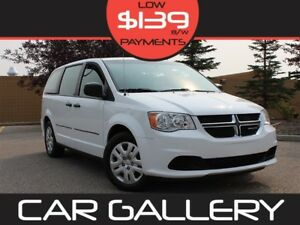 2016 Dodge Grand Caravan SE $139/Wkly YOU'RE APPROVED-QUICK  EAS