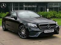 2018 Mercedes-Benz E Class E220d AMG Line Premium 2dr 9G-Tronic Auto Coupe Diese