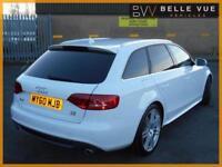 2010 (60) Audi A4 Avant 3.0TDI Quattro S Line Special Edition S Tronic