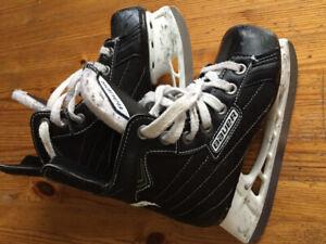 Children's hockey skate