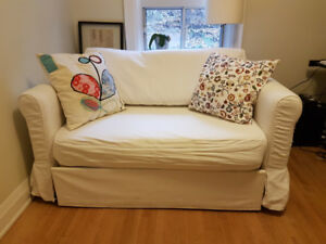 IKEA sleeper loveseat
