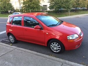 2006 Chevrolet Aveo Automatique