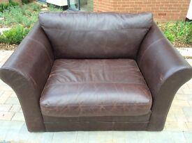 Small snuggle sofa / love seat