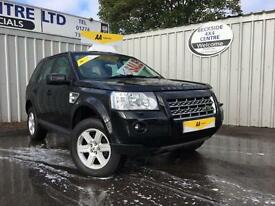 Land Rover Freelander 2 2.2Td4e ( 158bhp ) 4X4 2010MY GS