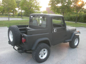 1992 Jeep Wrangler YJ California Truck. Perfect Body & Frame!