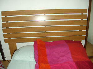Head board for the queen-size bed