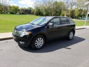 **FORD EDGE LIMITED 2008 NOIR**AWD**TOIT**CUIR NOIR**BLUETOOTH+