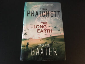 The Long Earth- Terry Pratchett and Stephen Baxter