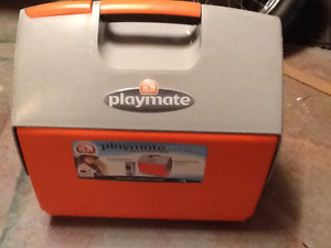REDUCED - IGLOO PLAYMATE FISHING & CAMPING COOLER
