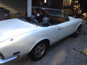 Trade my 1974 Spider for your truck Kitchener / Waterloo Kitchener Area image 2