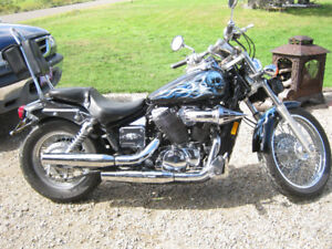 2003 Honda Shadow Spirit Custom