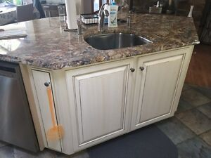 Kitchen with Counters for sale - $4,000. OBO Feb. 2017 West Island Greater Montréal image 9