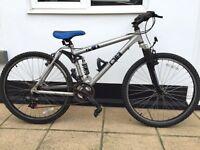 "Dimondback mountain bike. 18"" frame. 26"" wheels."