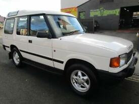 NO VAT 4x4 Land Rover Discovery manual 2.5 Tdi low mileage 90k (43)