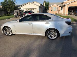 Lexus is350 f spot full loaded 2006