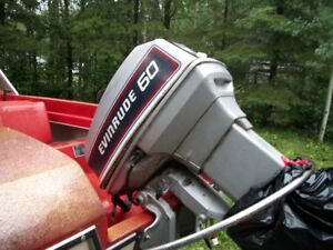 Looking for 1981 evinrude 60 hp outboard motor running or not