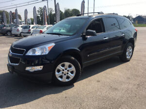 2010 Chevrolet Traverse 8 passages