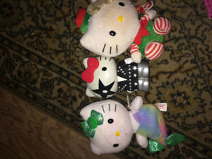 Hello kitty ty's