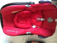 Maxi-Cosi Cabriofix car seat 0-13kg