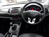 2011 KIA SPORTAGE CRDi 3 2WD 5dr