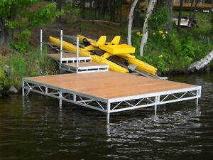 ALUMINUM DOCKS & CUSTOM DOCKS