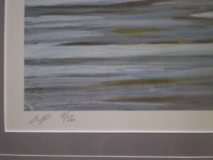 """Robert Bateman Signed A/P """"Canada Geese with Young""""- Print Kitchener / Waterloo Kitchener Area image 6"""