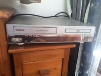 Thomson DVD / VCR / CD / MP3 player