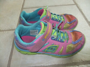 Girl's Running Shoes - size 3