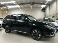 2016 Mitsubishi Outlander 2.0h 12kWh GX4hs CVT 4WD (s/s) 5dr SUV Hybrid – Petrol