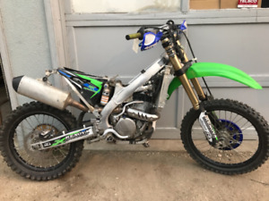 2013 KAWASAKI KX250F FOR PARTS