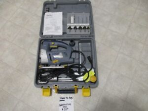 NEW SERPENTINE SAW KIT WITH 10 NEW CUTTERS     $55     IN TRAIL