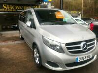 2015 65 Mercedes-Benz V220 SE/ AUTO / 8 SEATER / LOW MILES / EXTRA LONG, used for sale  Caerphilly