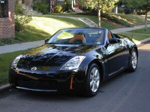 2006 Nissan 350z Roadster, Top of the Line