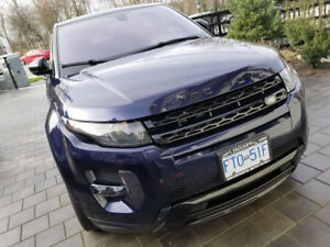 2015 Range Rover Evoque Excellent condition - a LOW 36,000km