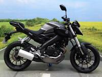 Yamaha MT125 ABS 2015 **Spuer low mileage Mint example!**